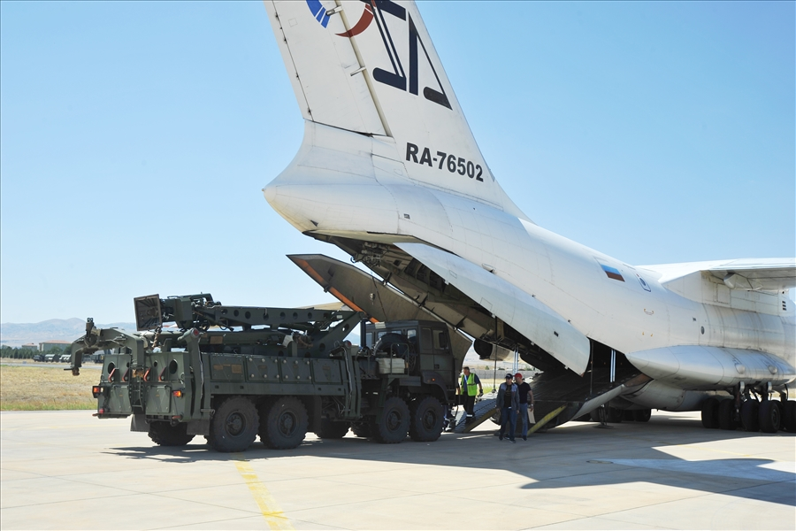 The S-400 could be produced in Turkey
