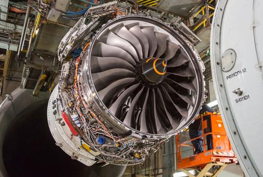 Rolls-Royce tests lean-burn engine