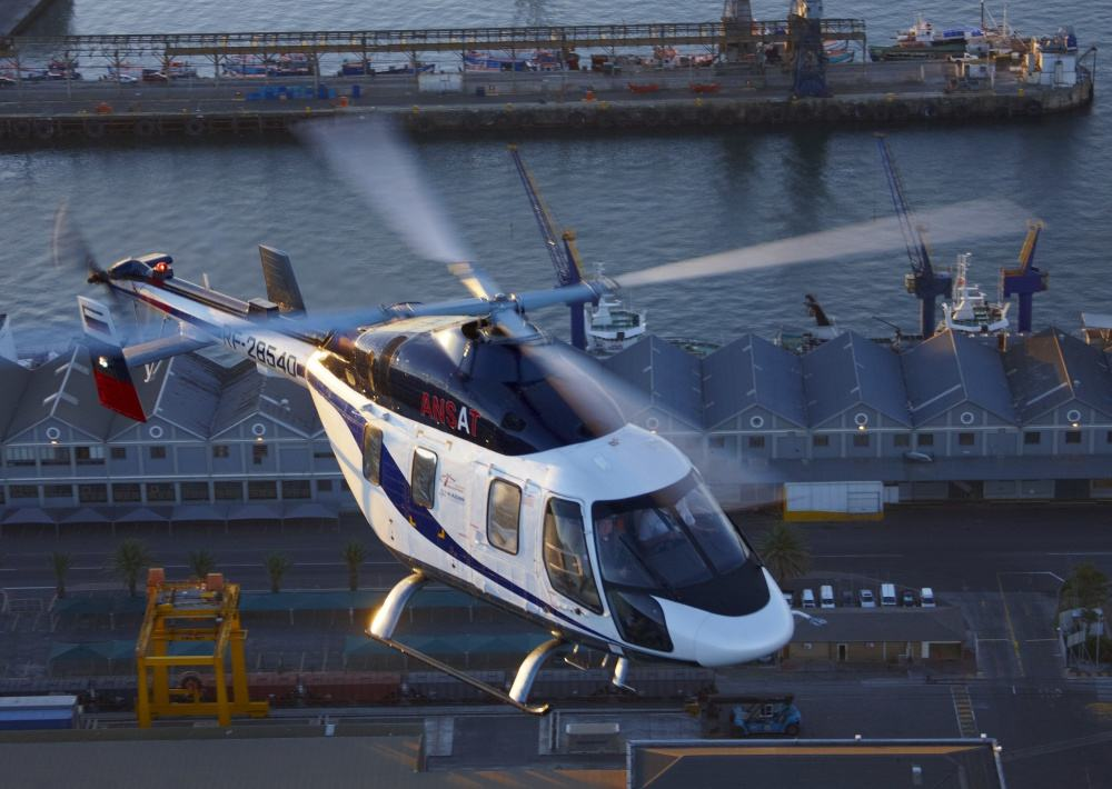 Russian Helicopters sells 10 machines for Chinese operators