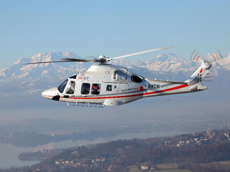 Leonardo announces new orders for AW169
