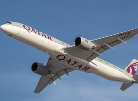 "Qatar Airways sinks into red after ""toughest year"""