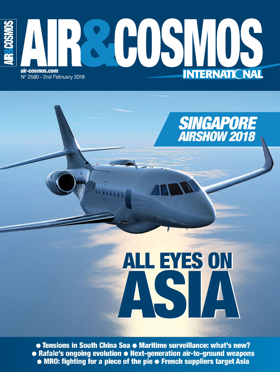 Singapore Airshow special preview issue