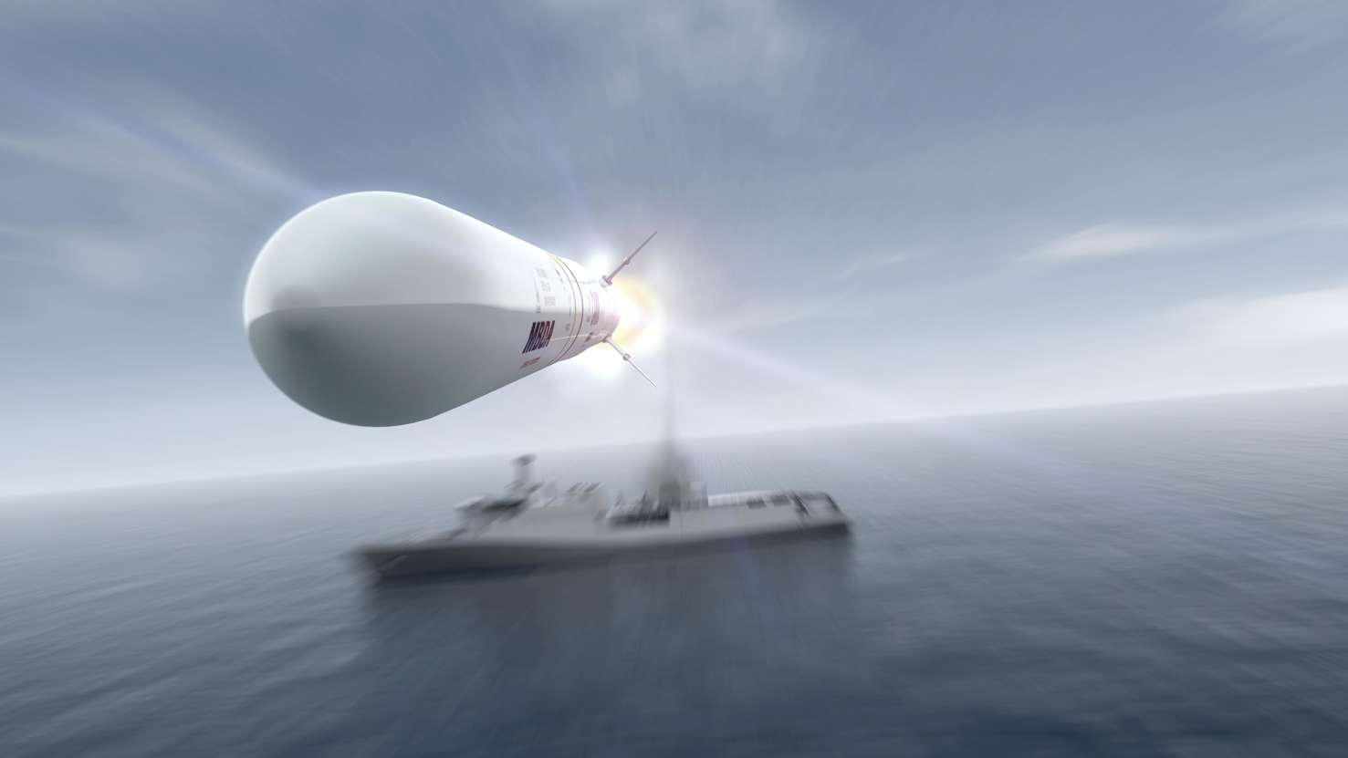 U.K. signs £539m missile contracts with MBDA