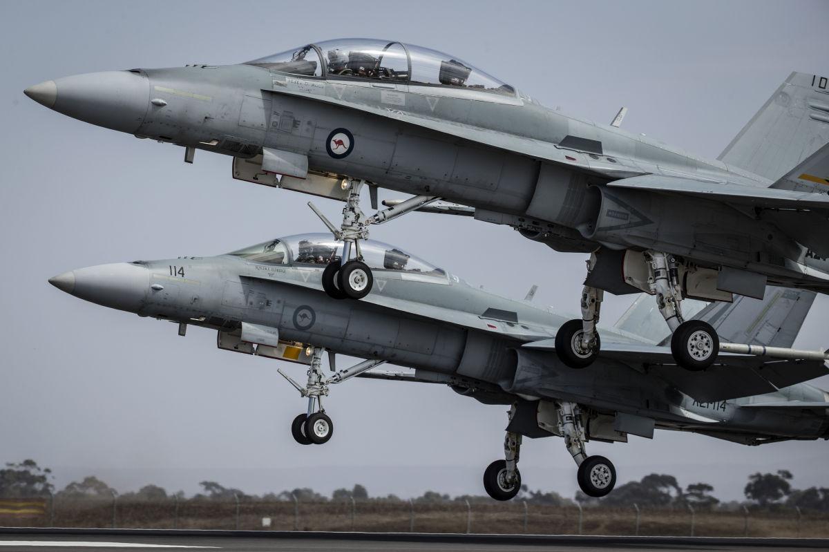 F/A-18A/B Hornet