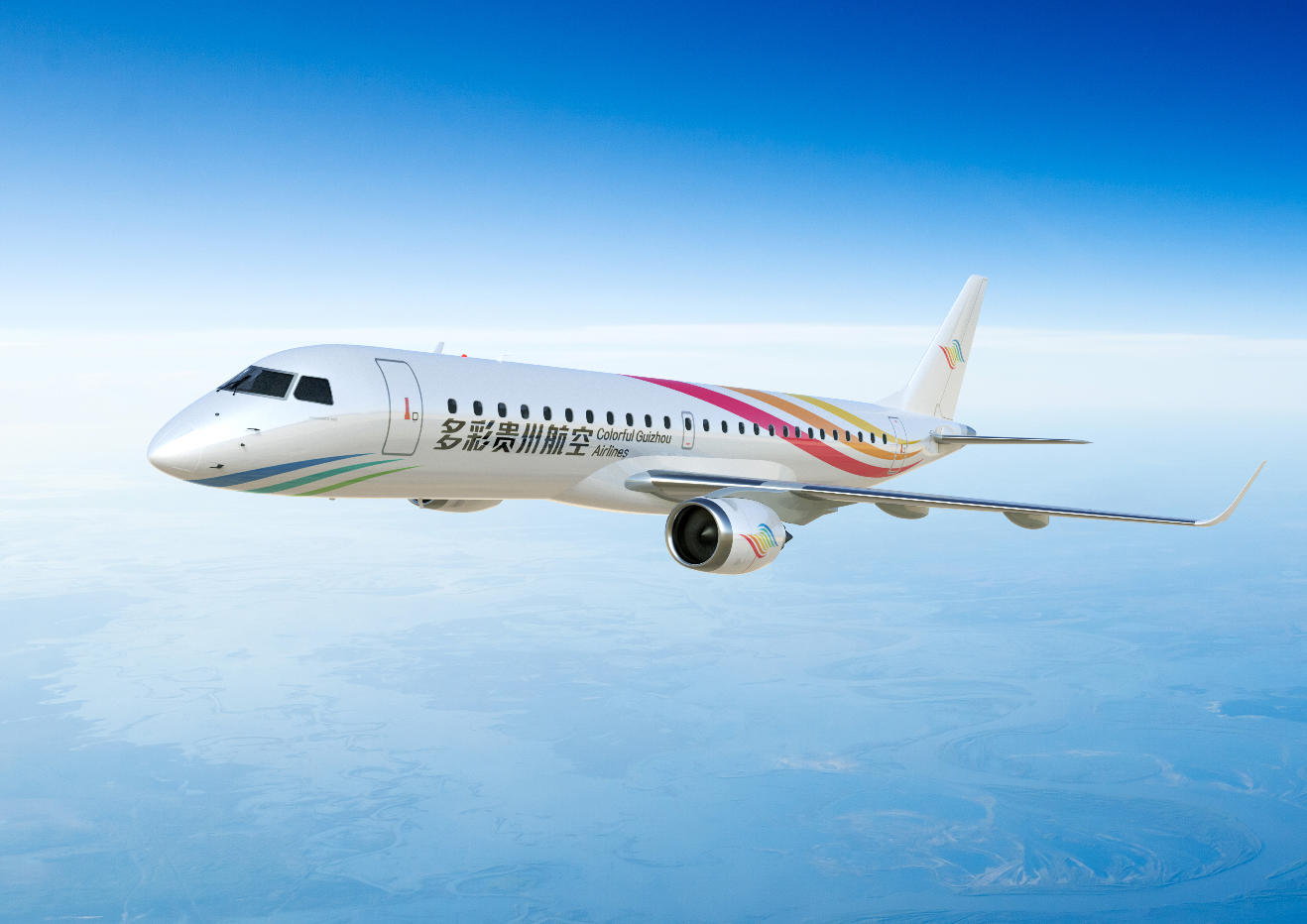 Embraer announces E190, Phenom orders from China