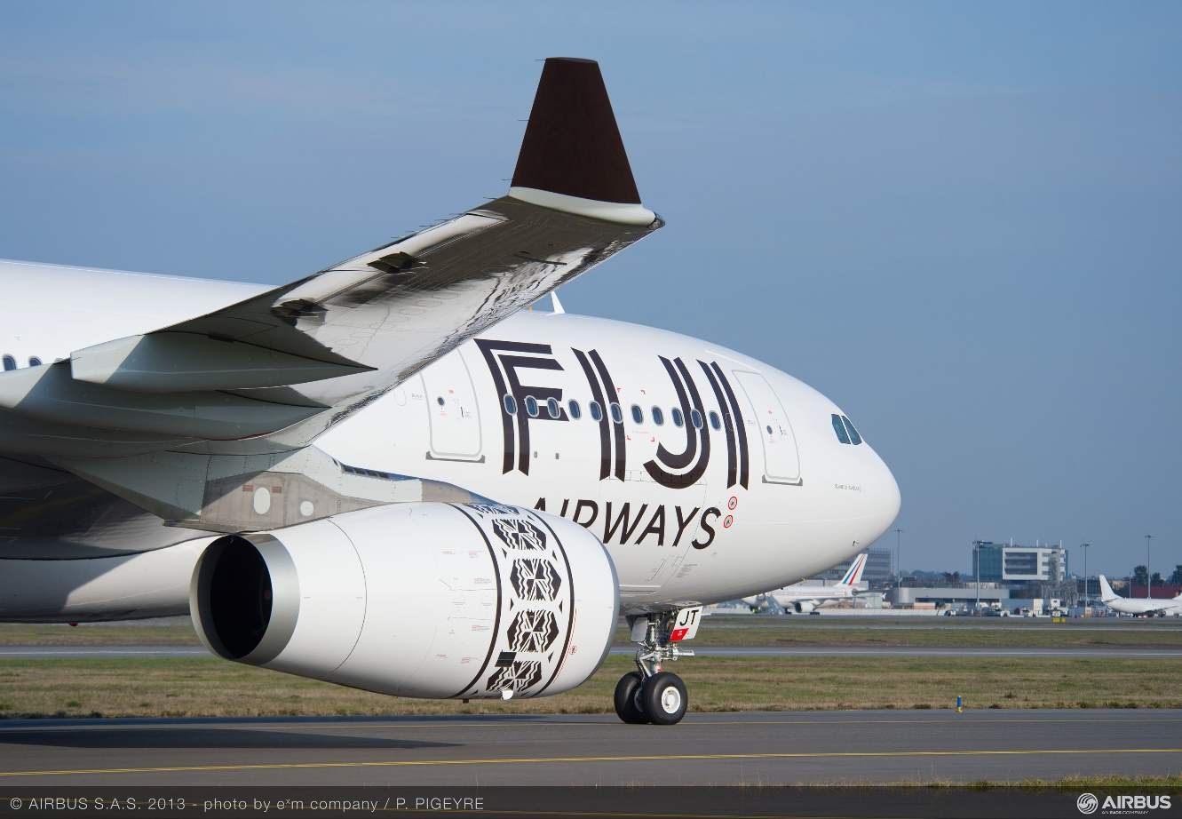 Fiji Airways joins oneworld connect