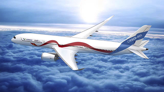 Russian-Chinese widebody project moves forward