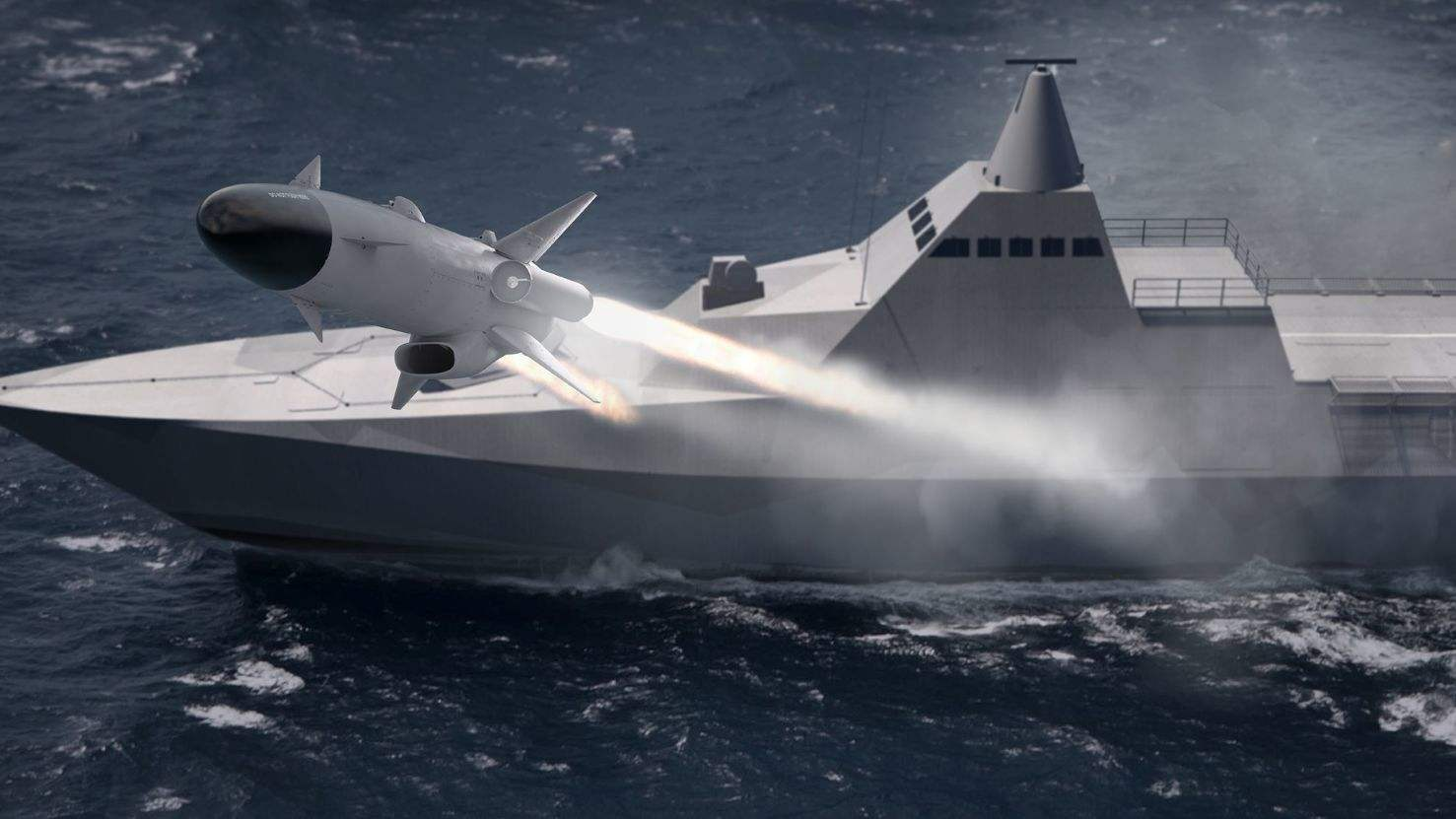 Sweden orders additional anti-ship missiles