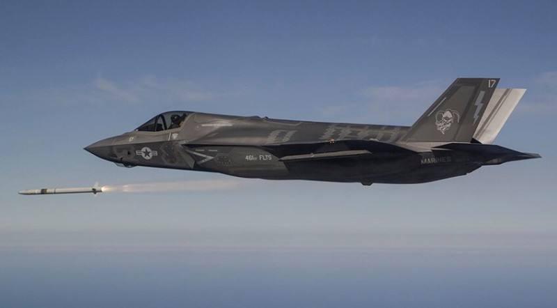 ASRAAM, Paveway IV tested on F-35