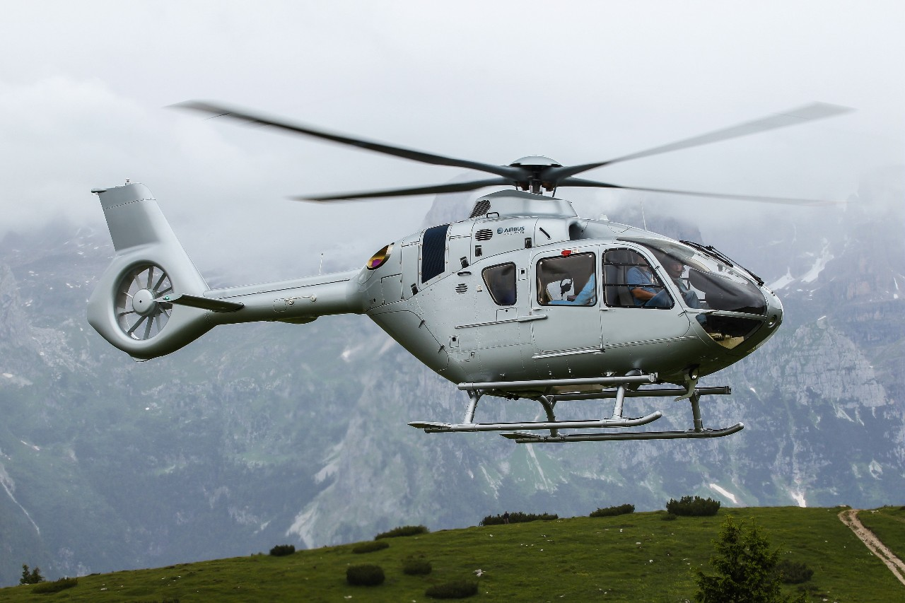 China confirms Airbus Helicopters H135 order, final assembly line