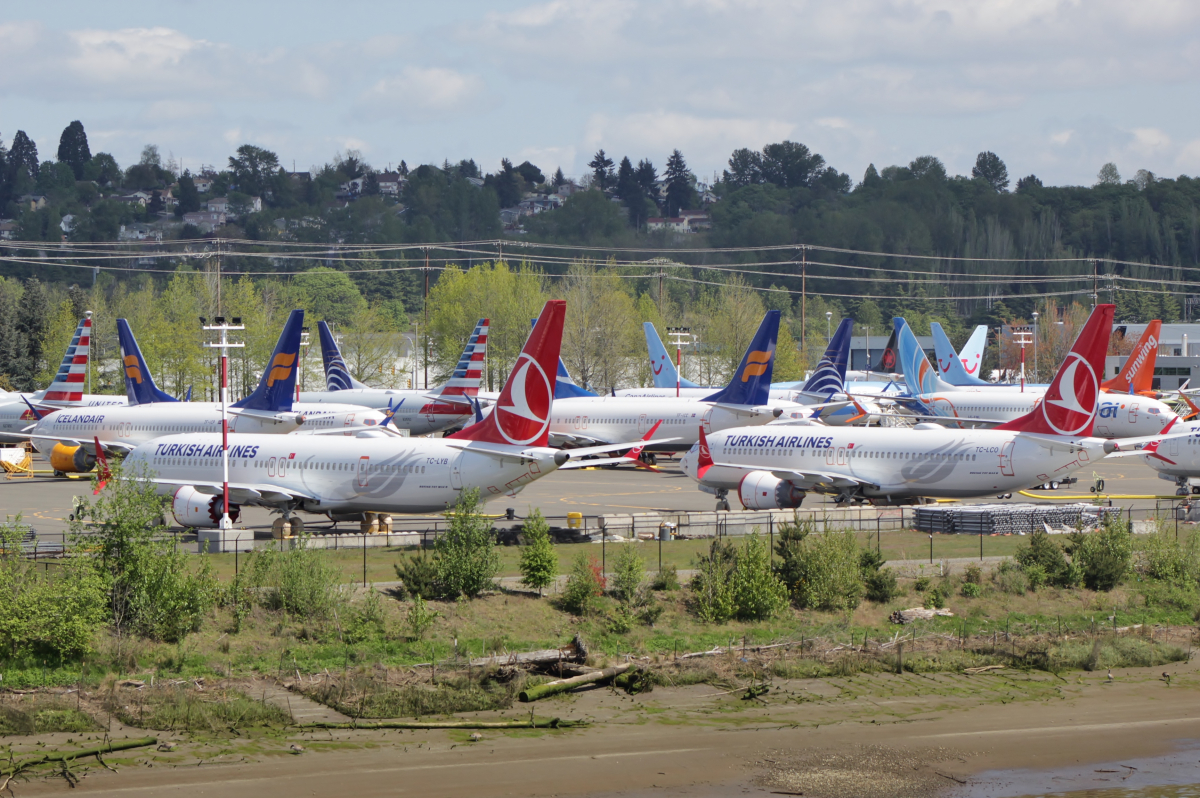 Boeing 737 MAX: fear of rock-bottom prices