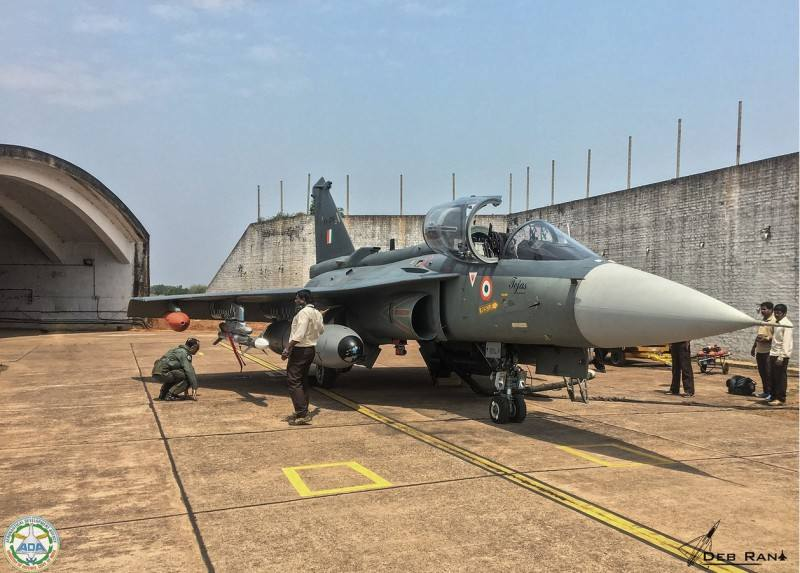 India's Tejas fires Derby missile