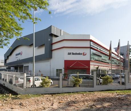 SR Technics becomes Diehl Aviation Gilching's MRO provider in the Asia-Pacific region