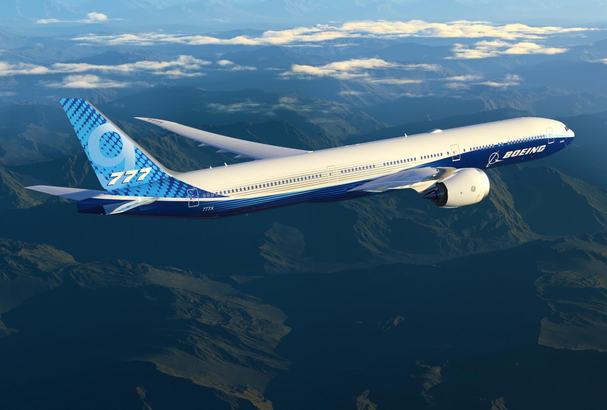 Liebherr on the Boeing 777X