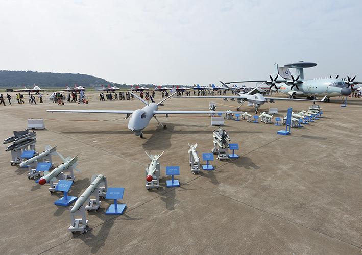 Dubai Airshow 2019: armed UAVs make their mark