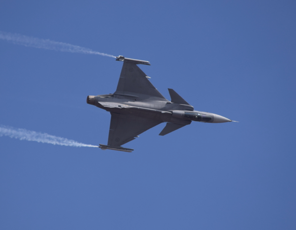 Aero India 2017: Saab takes aim at Indian light fighter requirement