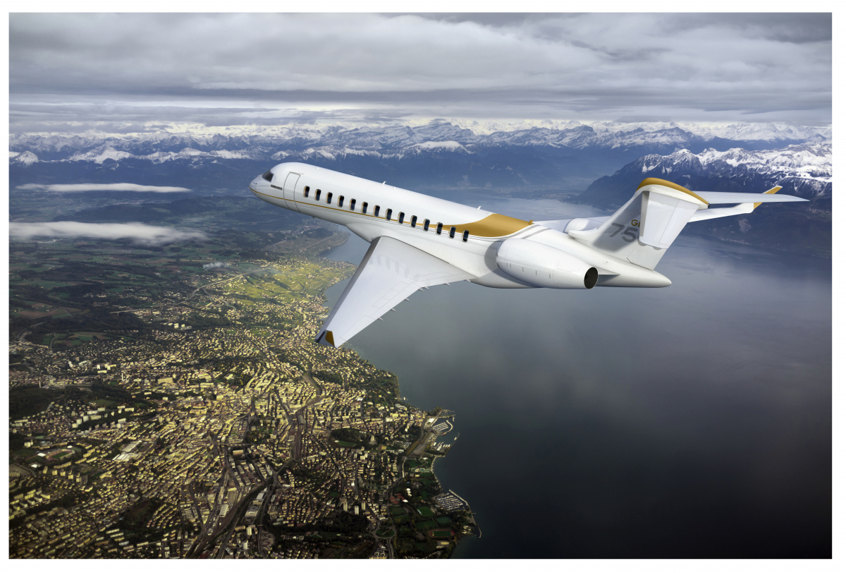 Bombardier sells its aerostructures business to Spirit AeroSystems