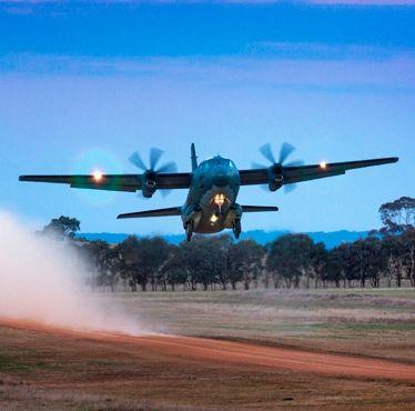 Upgraded Leonardo C-27J makes first flight