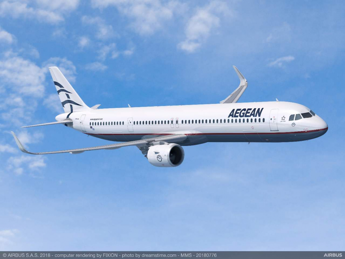 Aegean Airlines to make a strong recovery in 2021