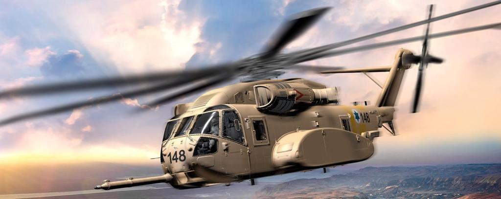 Tsahal orders CH-53K