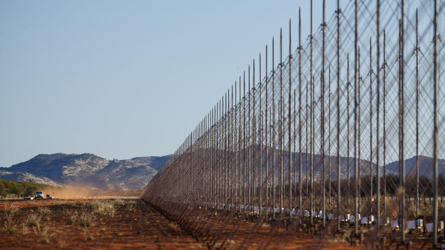 Australia launches $1bn radar upgrade