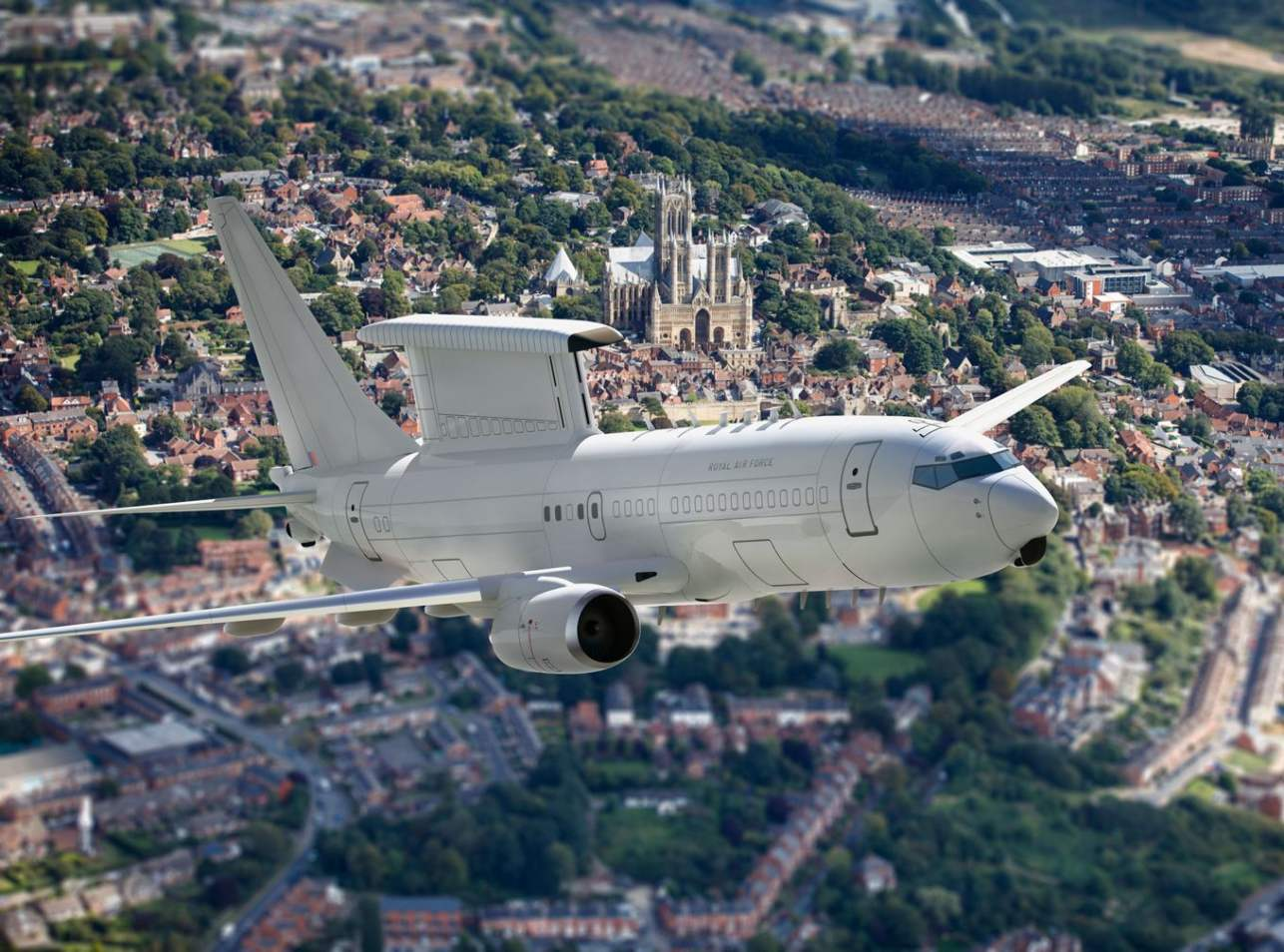 UK signs Wedgetail order