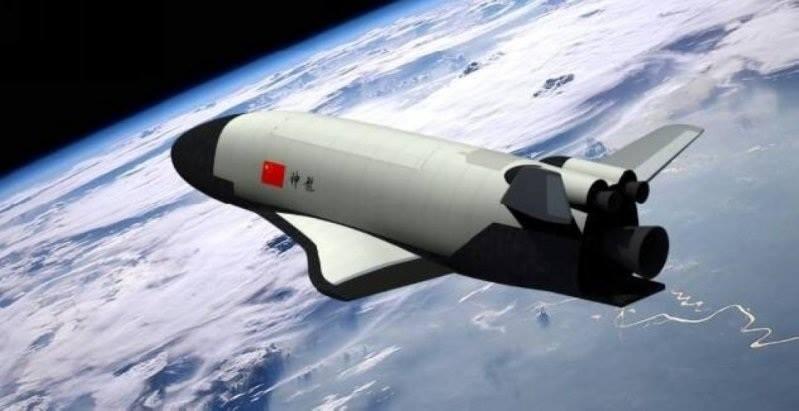 Military Space: Beijing defies Washington