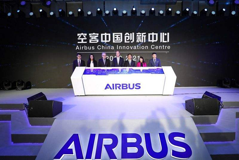 Airbus inaugurates Chinese Innovation Centre