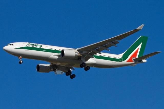 Alitalia's future is finally lightening