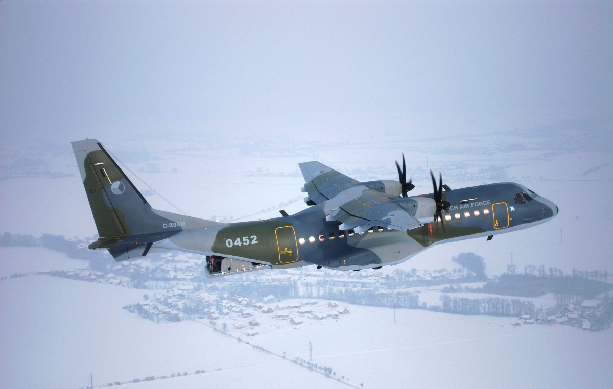 Ireland and Czech Republic order Airbus C295 airlifters