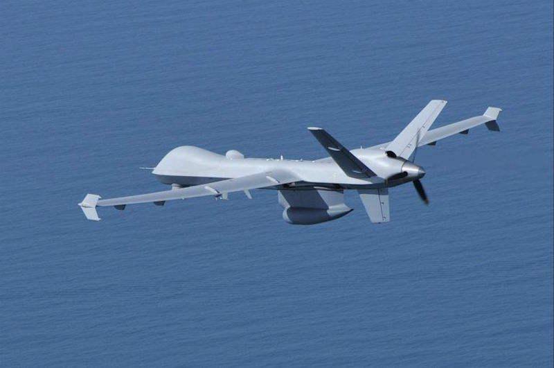 General Atomics flies Guardian RPA in Japan
