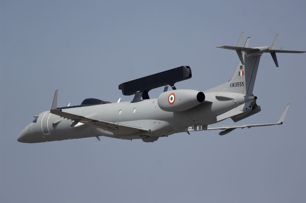 Aero India 2017: first AEW&C aircraft in IOC configuration set for delivery