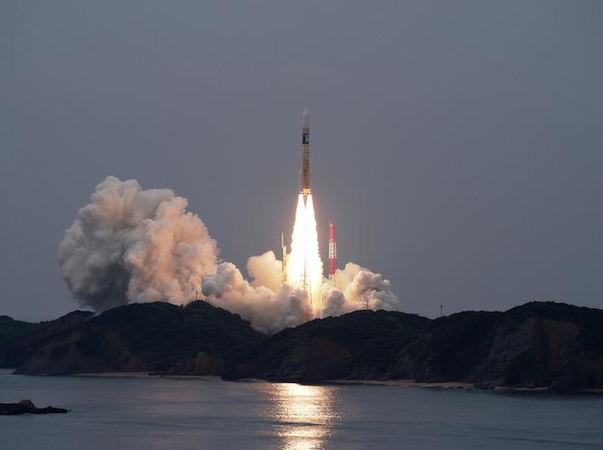 Japan expands QZSS navsat constellation
