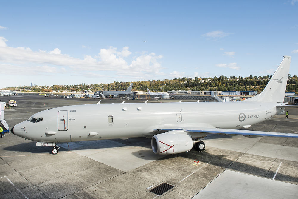 $2.2bn P-8 contract includes aircraft for Australia, U.K.