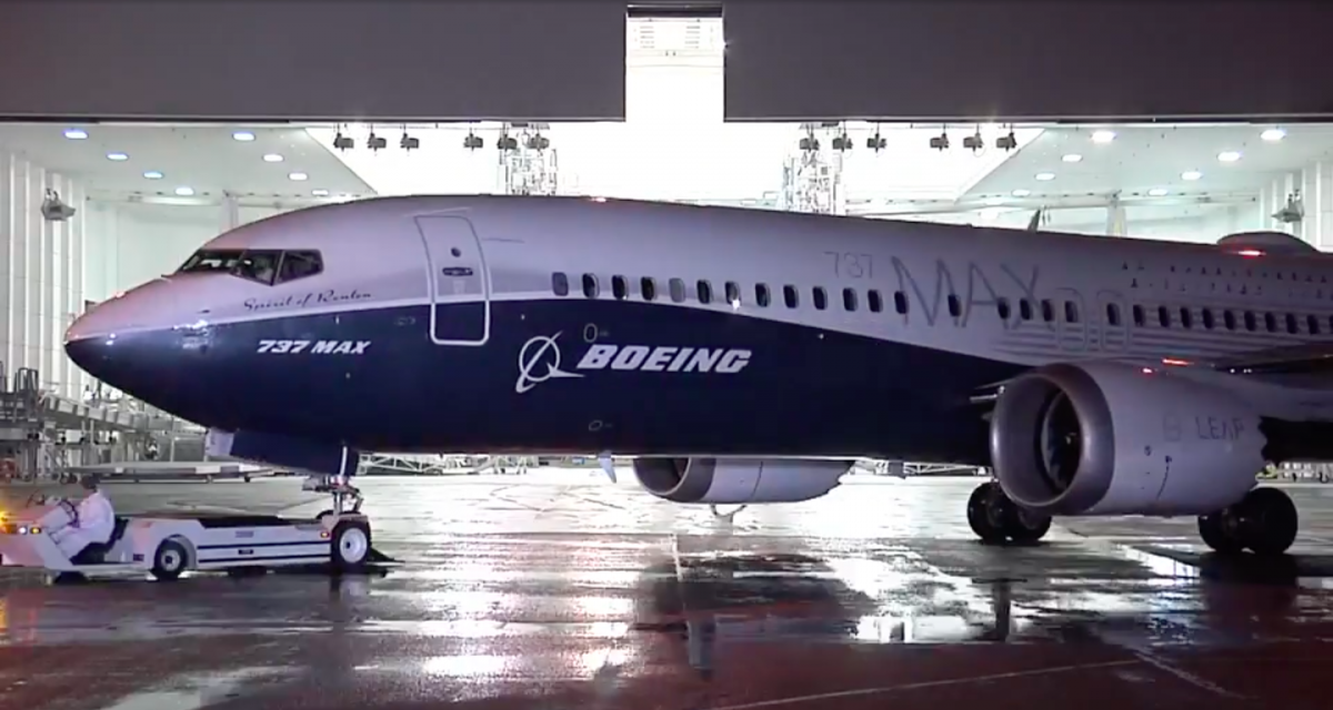 Boeing 737 MAX: no return before mid-2020
