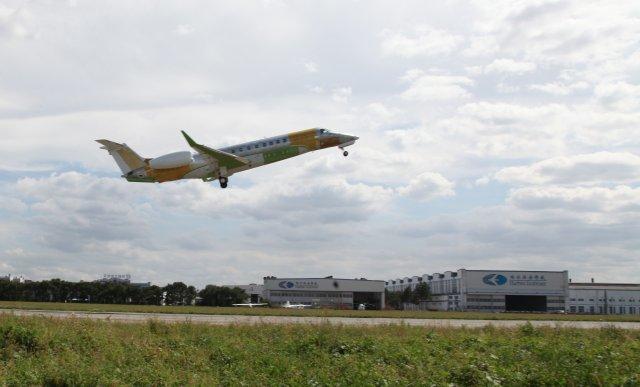 Embraer, AVIC shut down Chinese JV