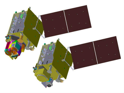 Thales Alenia Space completes delivery of panels for South Korean satellites