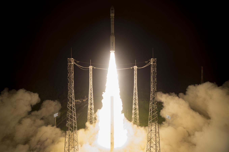 Vega launches Sentinel-2B
