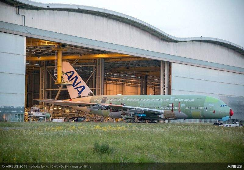 Airbus plans A380 transition