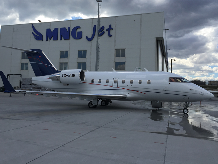 Carlos Ghosn: illegal use of MNG Jet's aircraft