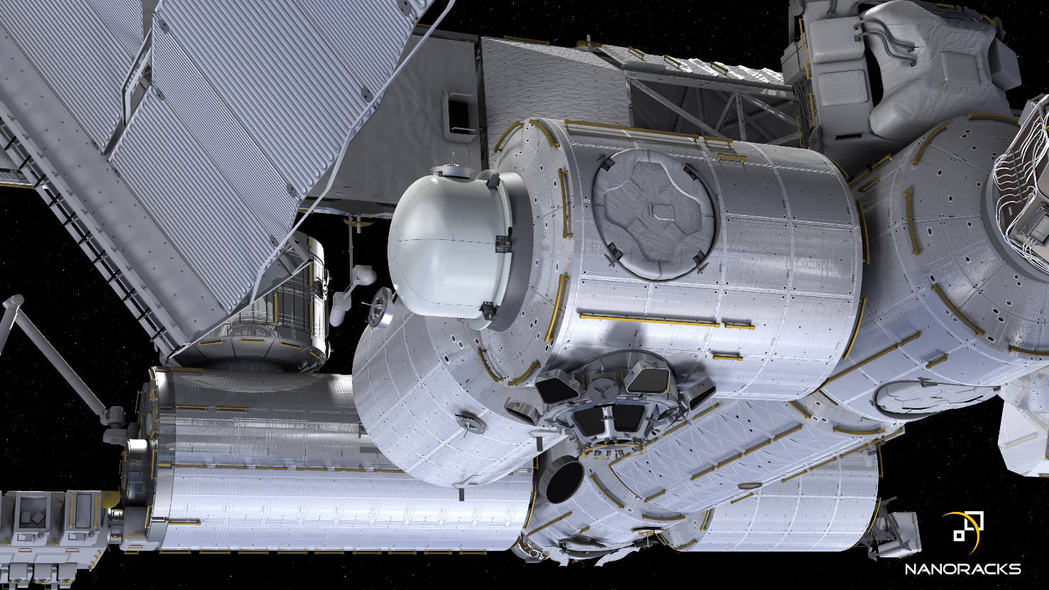 Boeing, Nanoracks to develop privately funded airlock for ISS