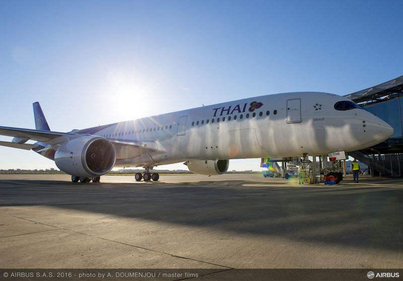 Airbus, Thailand's CATC sign training MoU