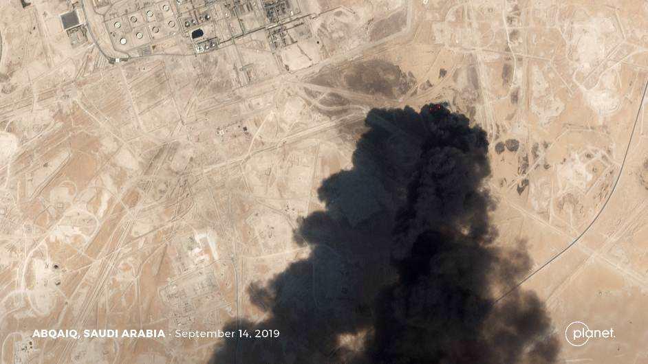 Attack on Saudi Arabia
