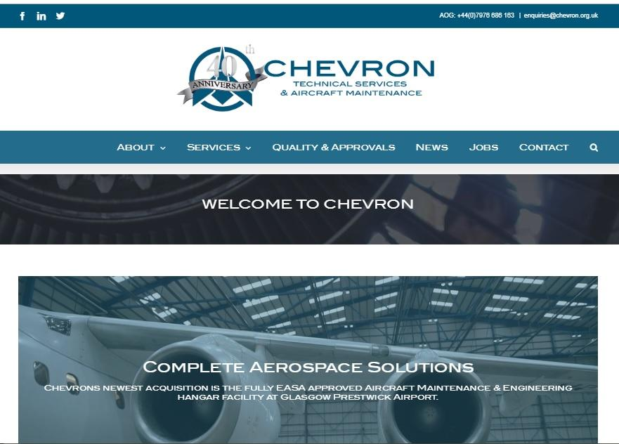 Chevron Technical Services is recruiting an Administrator in Sharston, Manchester, UK
