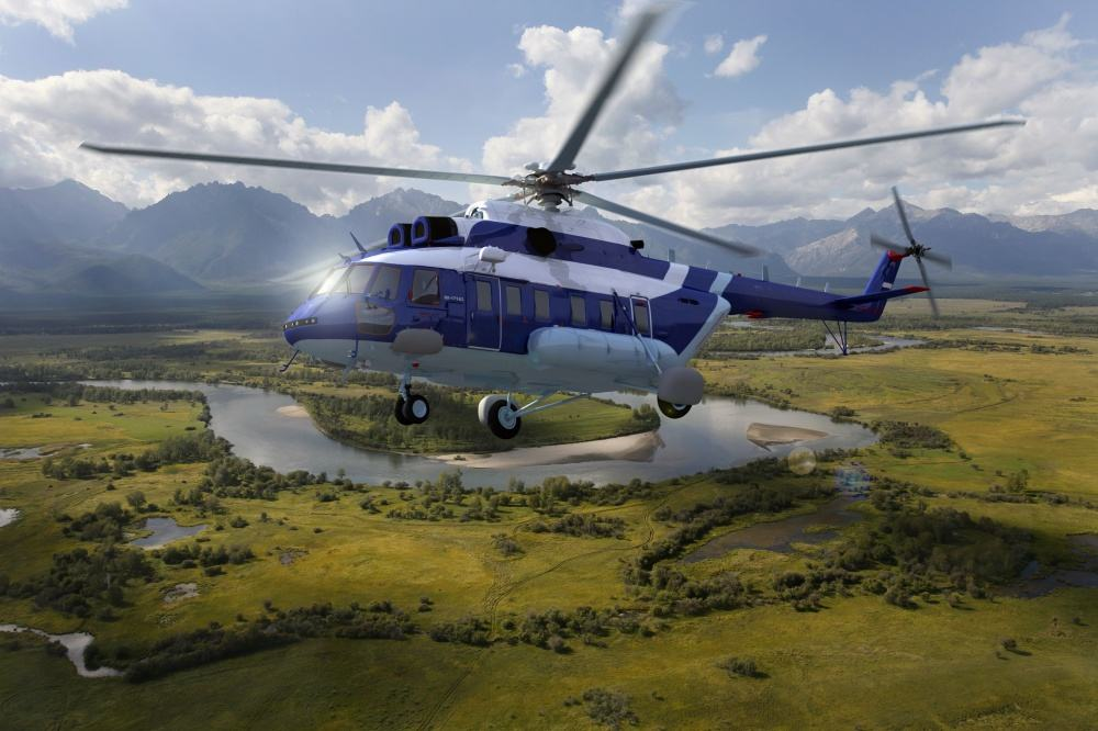 Russian Helicopters shows Ansat, Mi-171A2 in Thailand