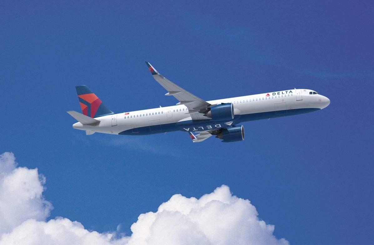 Delta orders 100 Airbus A321neos