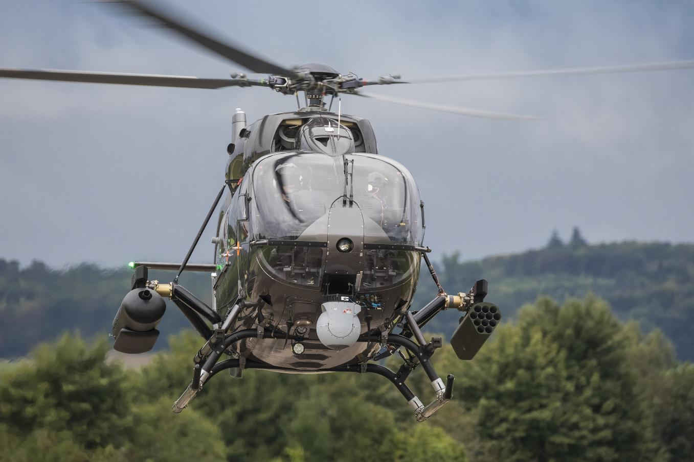 H145M makes first flight with HForce