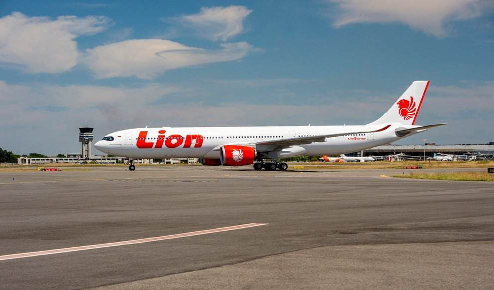 Lion Air takes delivery of its first A330neo