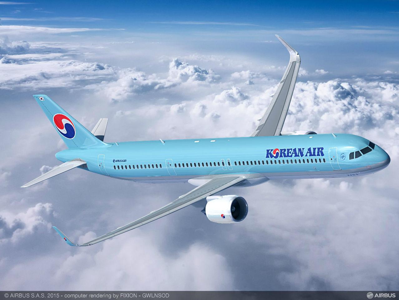 Korean Air joins Airbus' Wing of Tomorrow program effort