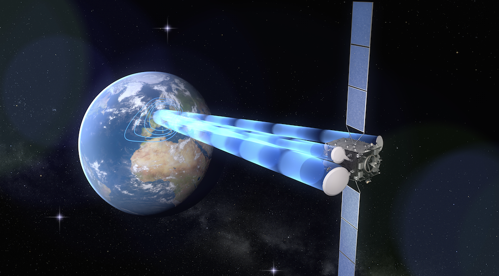 ArianeGroup to supply propulsion system for Heinrich Hertz satellite
